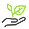 Icon Gartenpflege